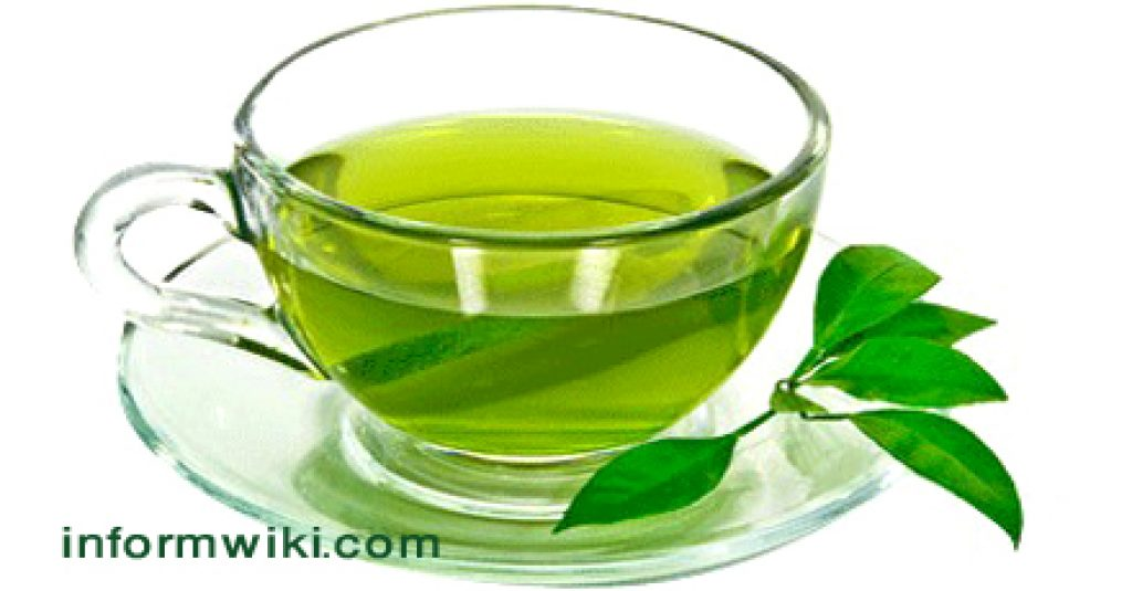 Blackheads -Green tea