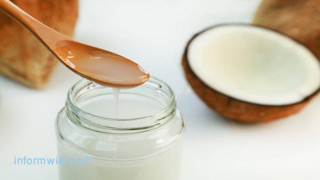Blackheads -Coconut oil