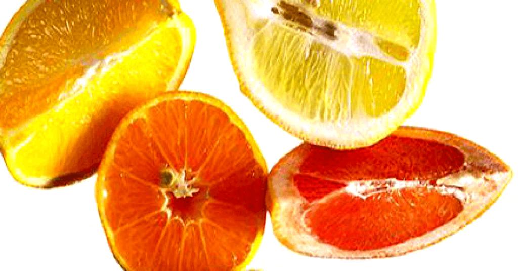 Juicing recipes-colorful lemon