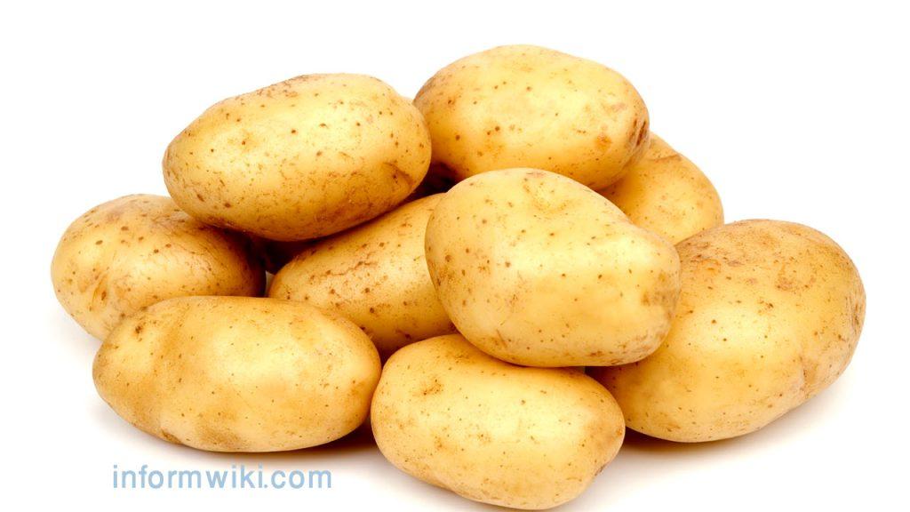 Blackheads -Potato